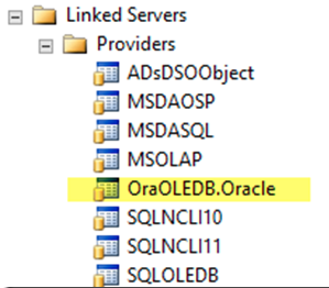 Deployment FAQ: Oracle Driver and Linked Server Setup – Recurring Theme